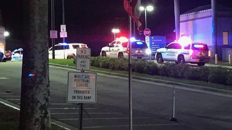 Doctor among people shot at West Palm Beach VA Medical Center
