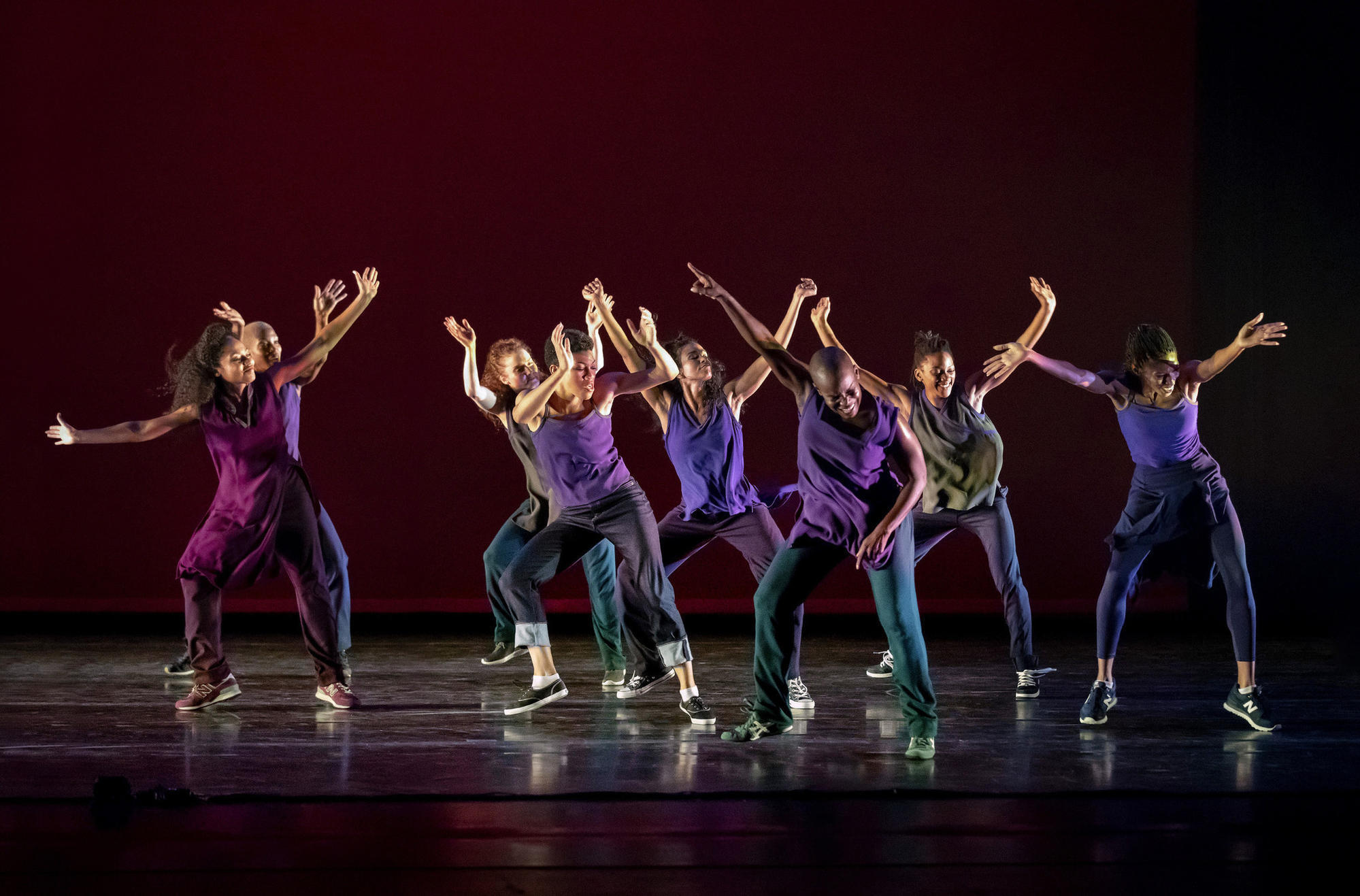 A forward-looking hip-hop ballet — just the thing to ...