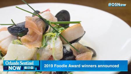 Foodie Awards Restaurants Bars In Central Florida Orlando Sentinel
