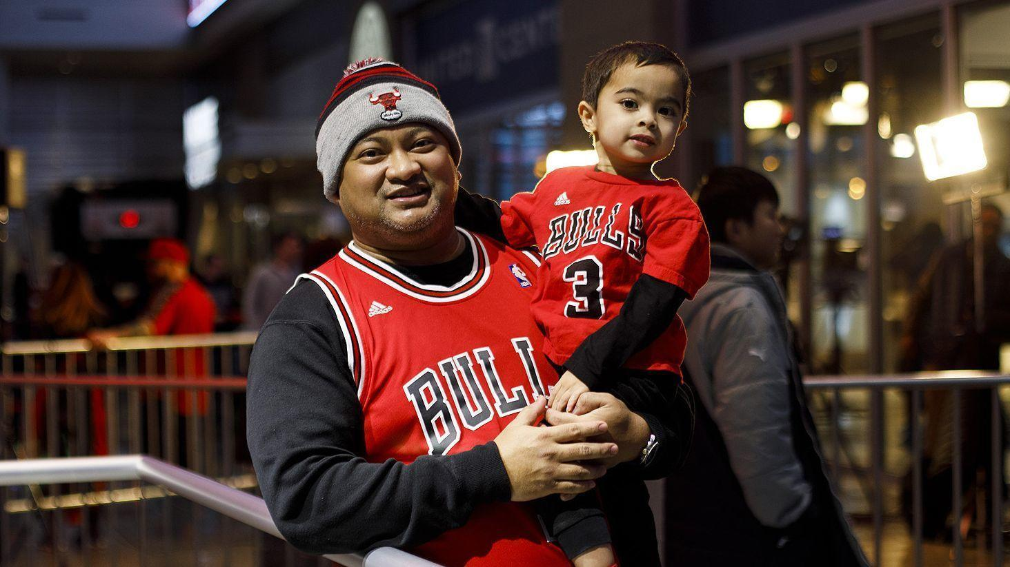 Exterior: The Bulls Aren't Good, But They Still Rank Near The Top Of