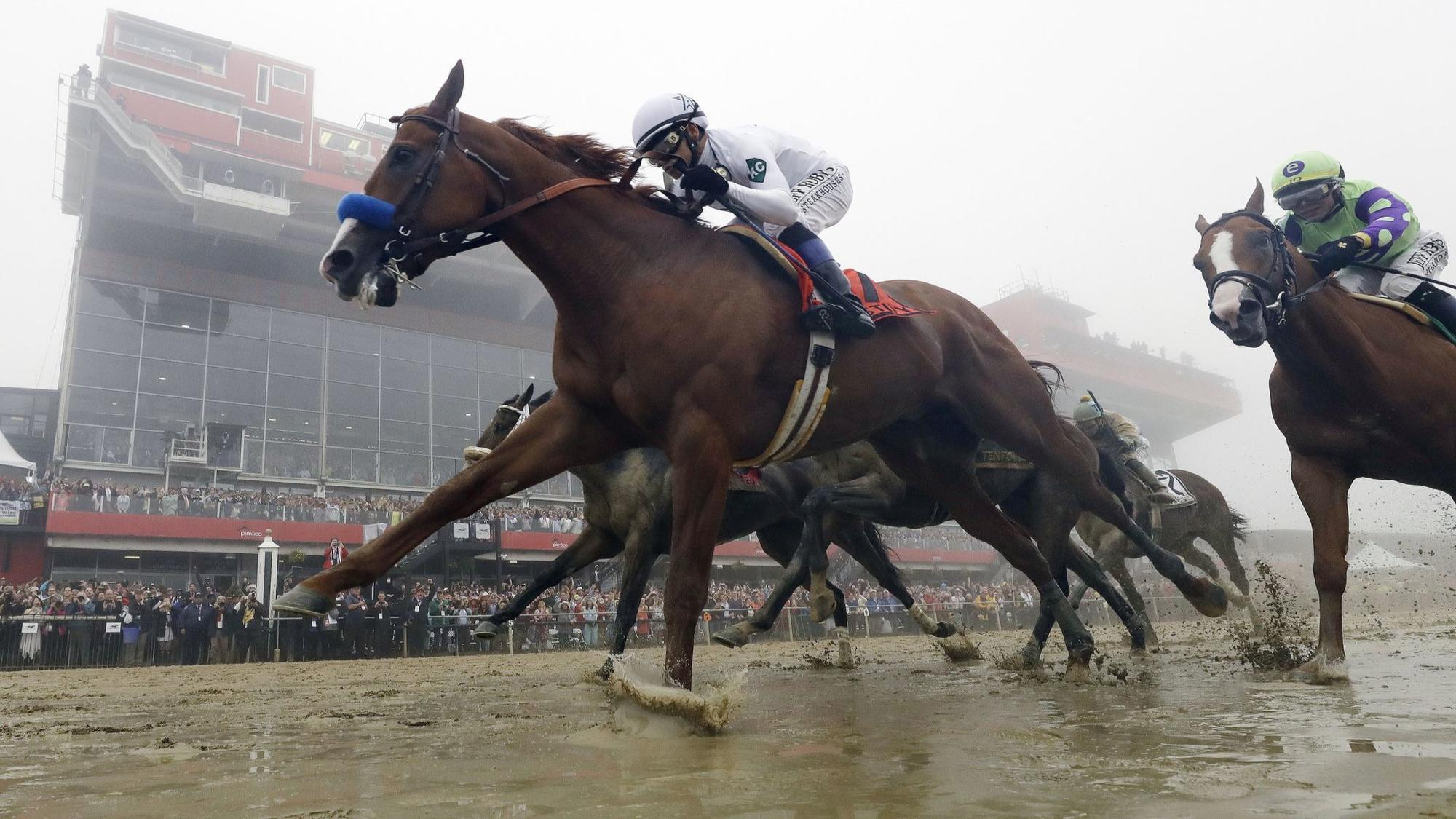Economic Impact Of Preakness Stakes In Baltimore Would Top
