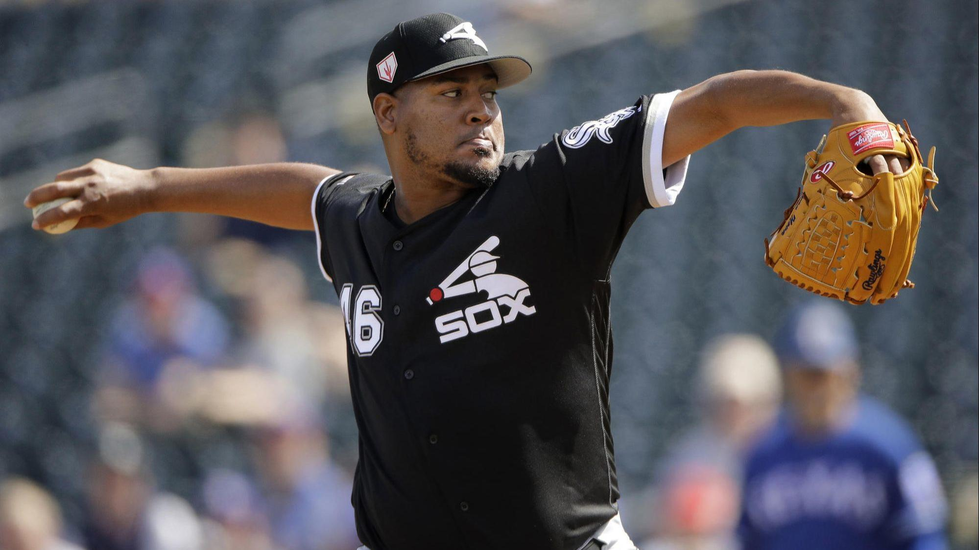 ac48e91d2 Ivan Nova is solid in his White Sox spring debut