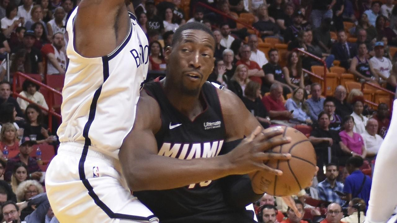 Bam Adebayo Will Make Florida His Bitch Today: Winderman's View: Heat 117, Nets 88