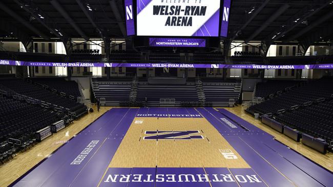 e61aad44962 Northwestern unveils updated Welsh-Ryan Arena
