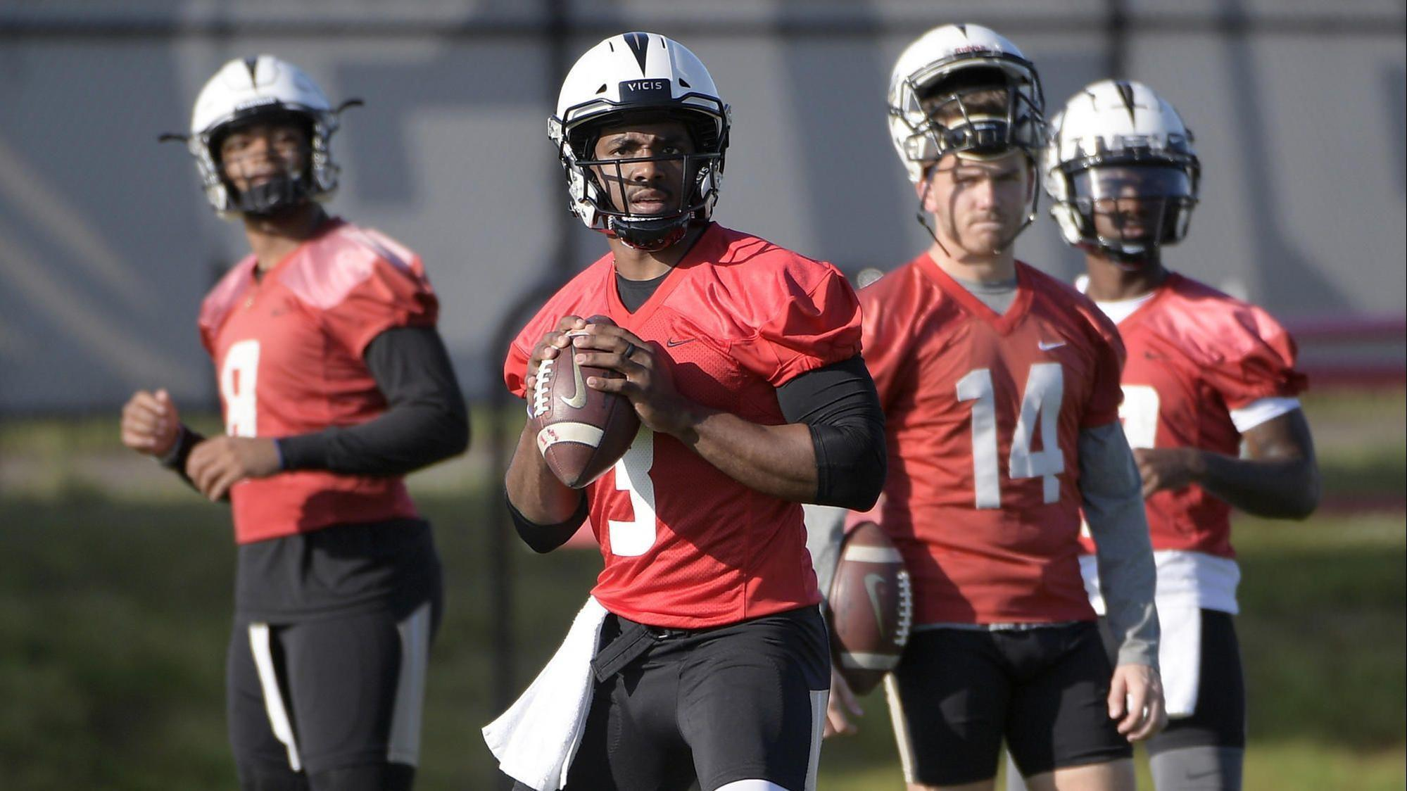 promo code fa009 7ab03 With McKenzie Milton out, battle for UCF starting QB job ...