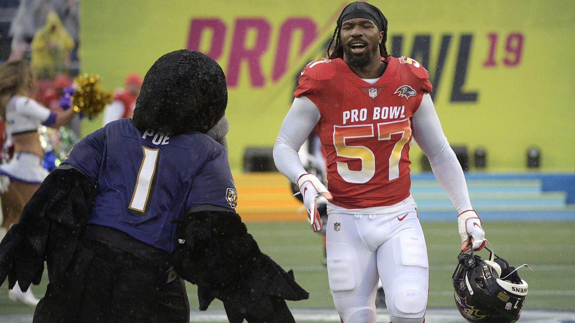 a1903dd35 Ravens linebacker C.J. Mosley reportedly won t get franchise tag - Baltimore  Sun