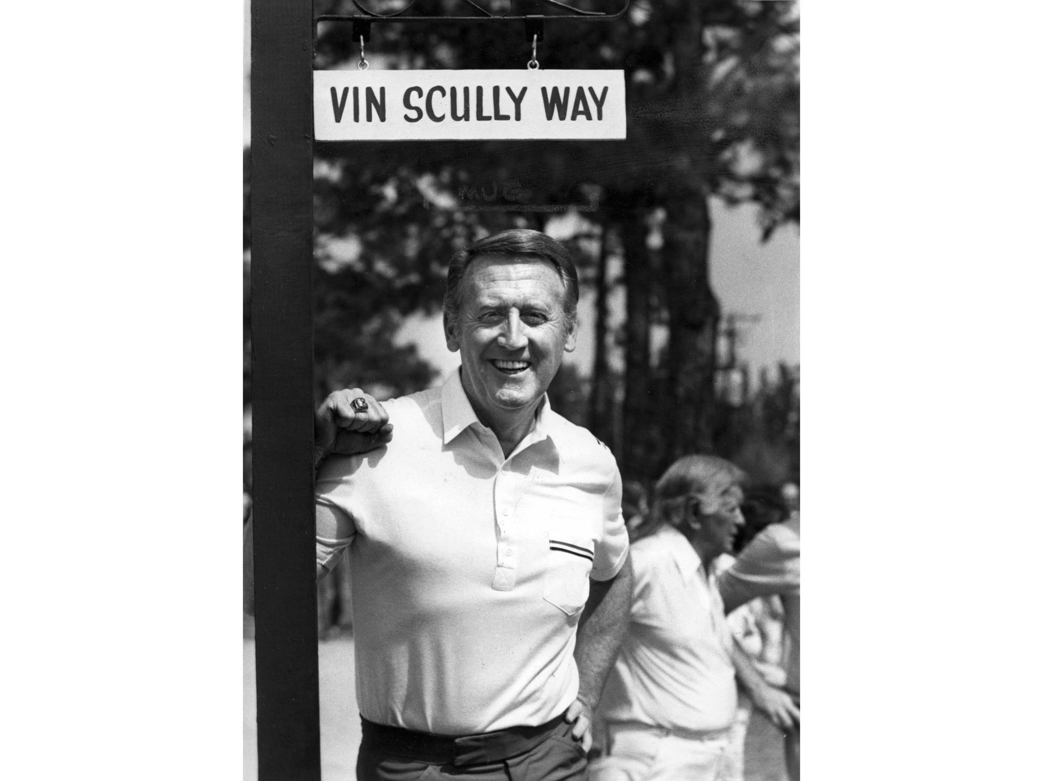Mary 14, 1982: Vin Scully in Dodgertown