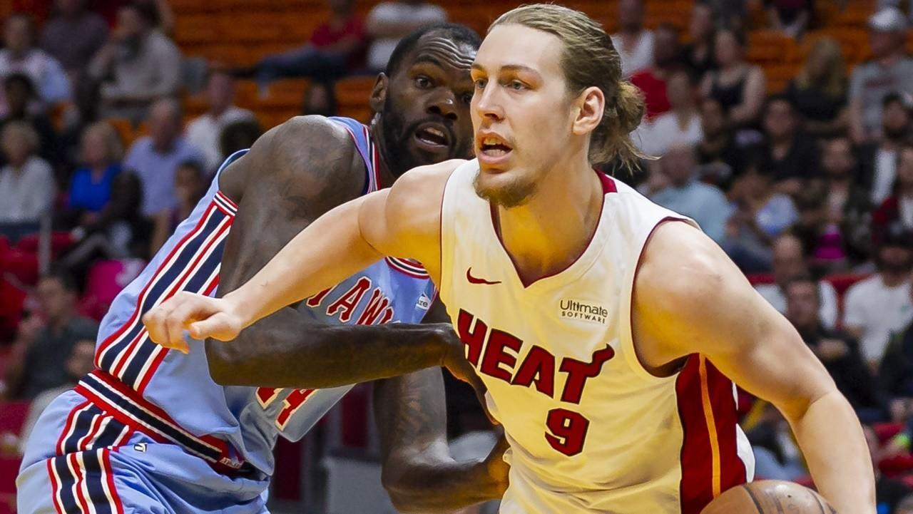 Uk Basketball: Olynyk's Confidence Soars As Heat Explore Next Big Things