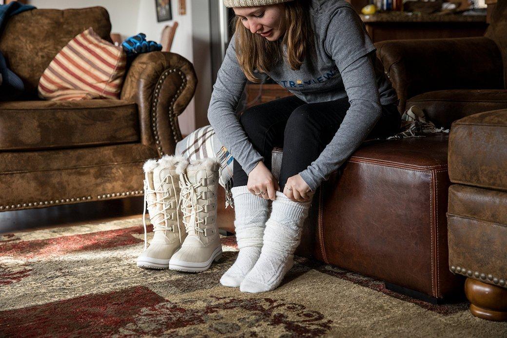 00c23d09a4 Three best ski socks - Chicago Tribune