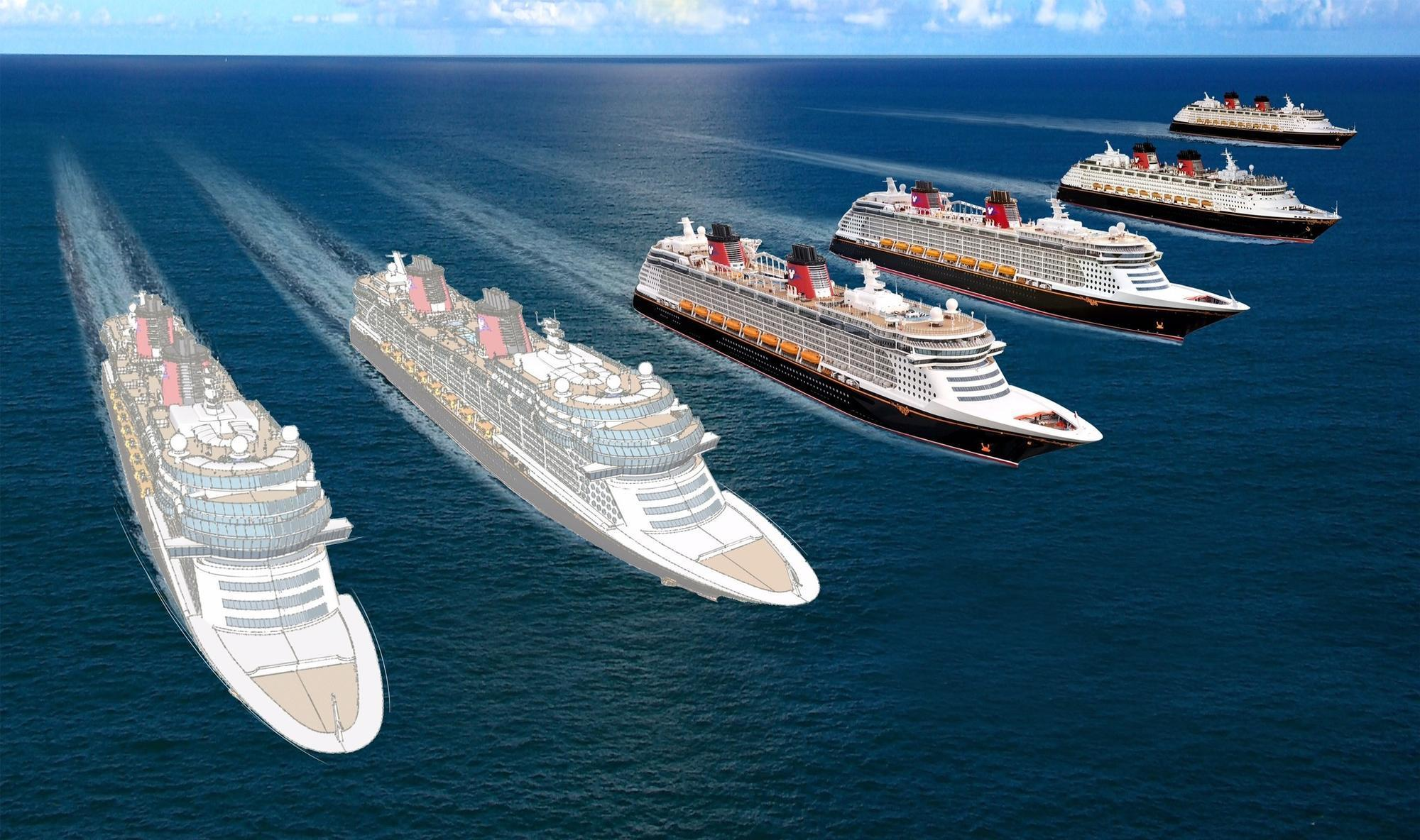 Disney Cruise Line adds Greece to summer 2020 plans, expands Disney Fantasy options