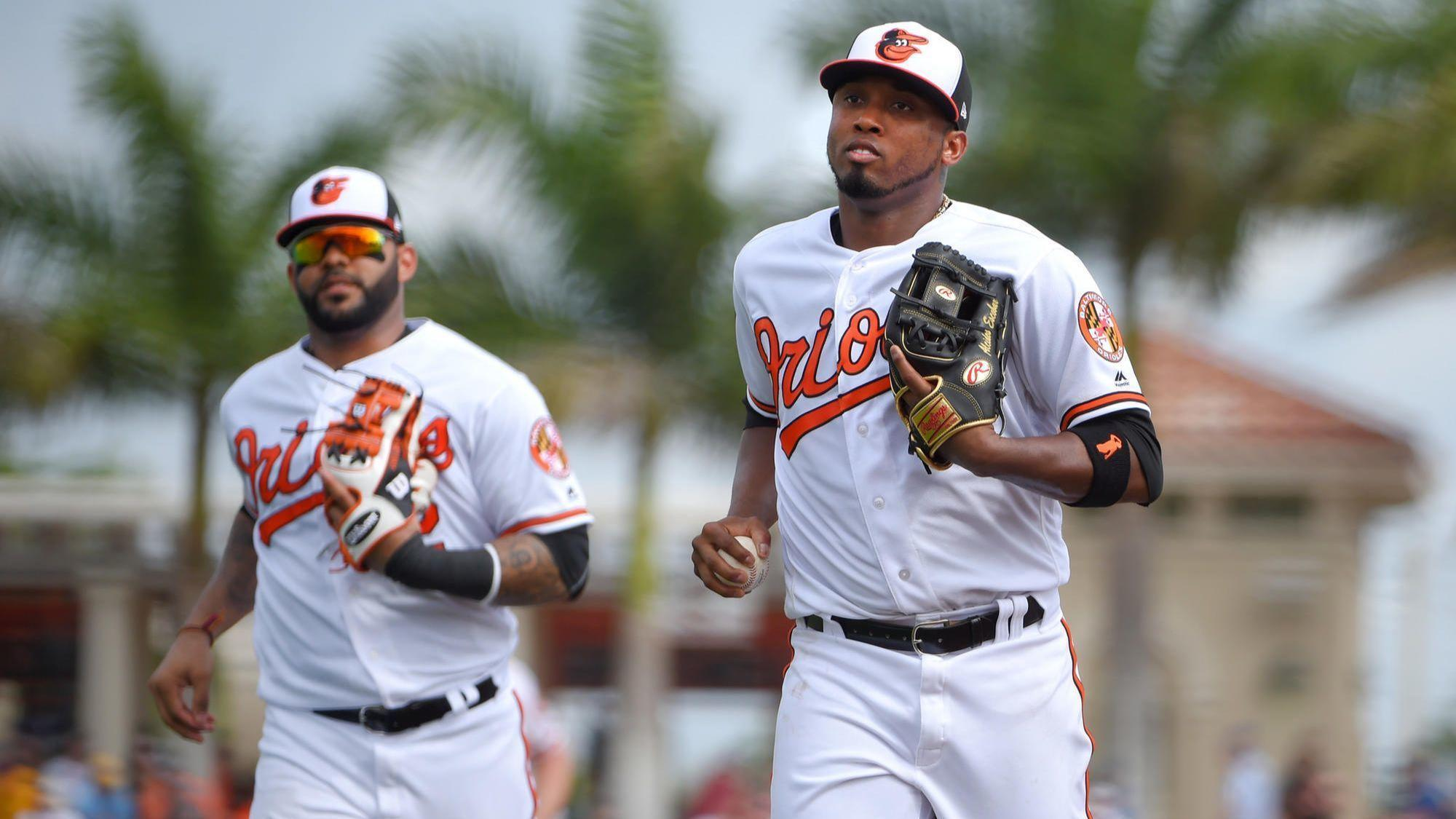 ff791a4c1 Who will come north with the Orioles  The Sun s Jon Meoli predicts the Opening  Day roster. - Baltimore Sun