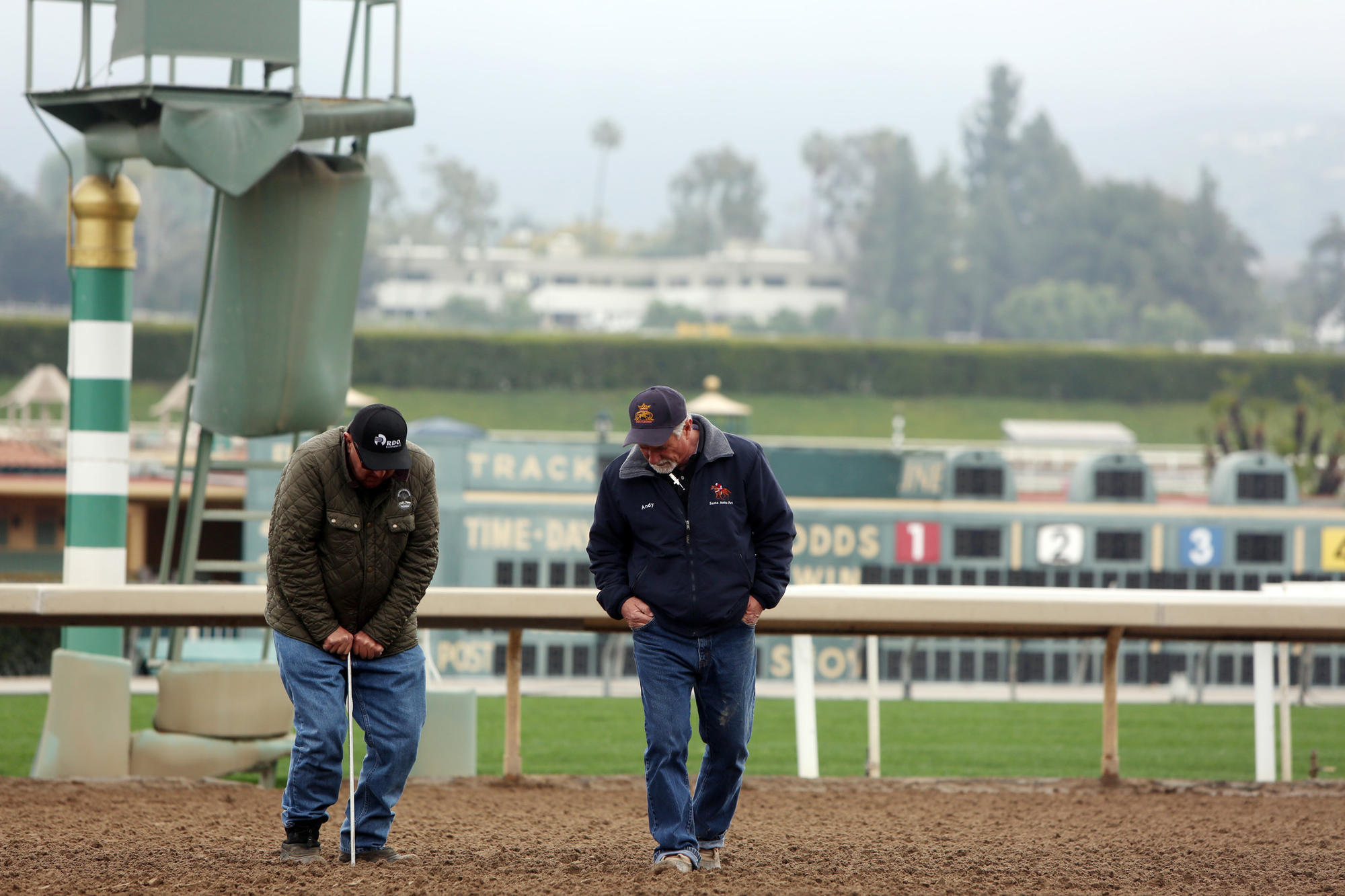 Testing Begins At Santa Anita Site Of 21 Horse Fatalities