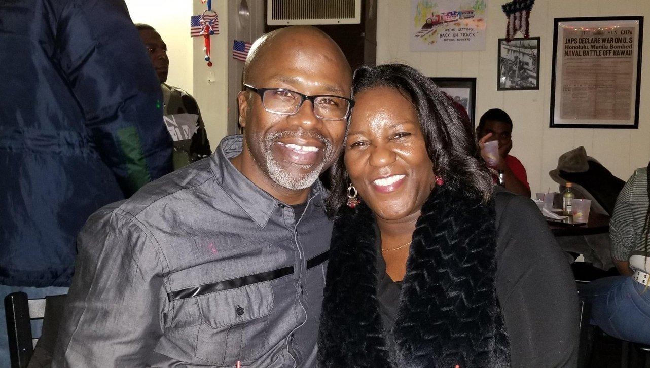 Keith and Jacquelyn Smith