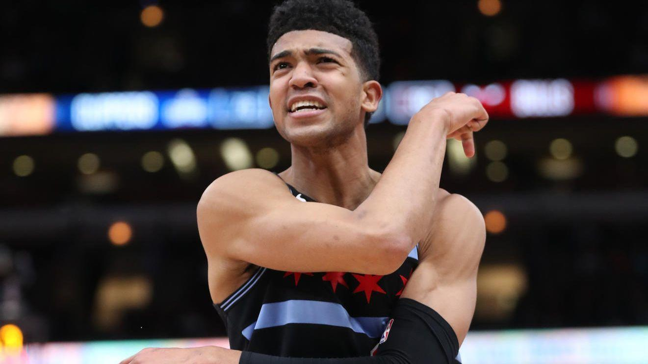 610fb8a0d96 Injured rookie Chandler Hutchison is running out of time to return   We may  just run out of season