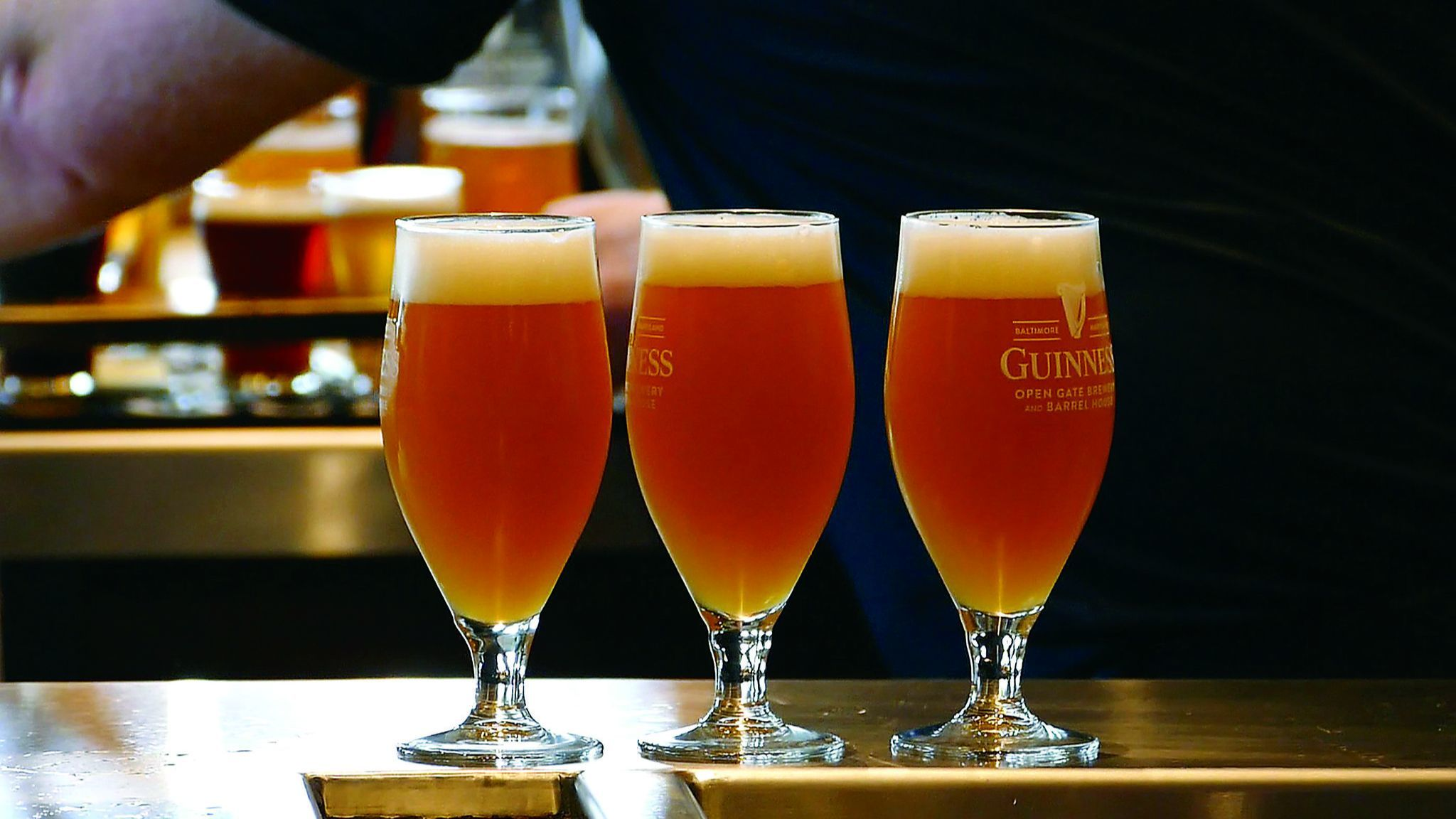 Guinness Open Gate Brewery opens to the public