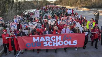 Carroll County Public Schools teachers to get 5% raise after