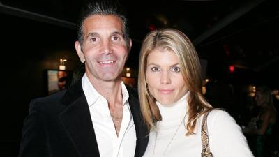Mossimo Giannulli y Lori Loughlin en 2005.