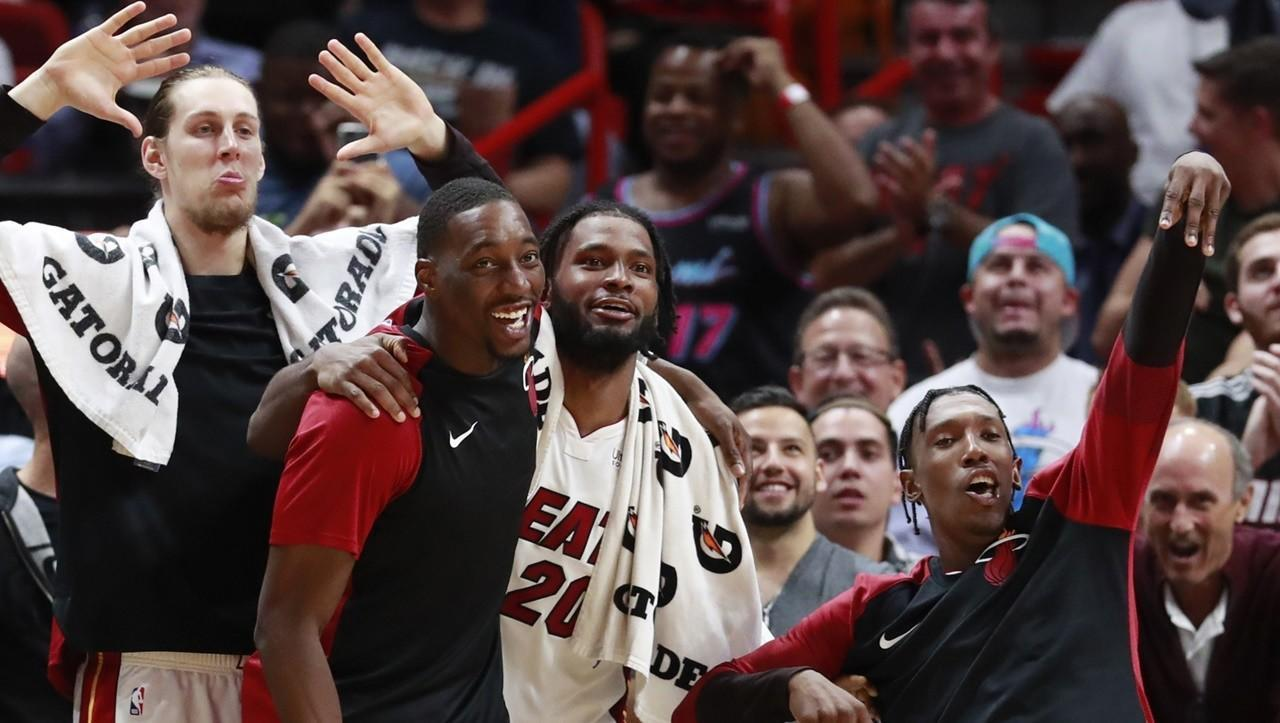 Uk Basketball: Heat, Spoelstra Appear To Have Hit On Their Fantasy Five