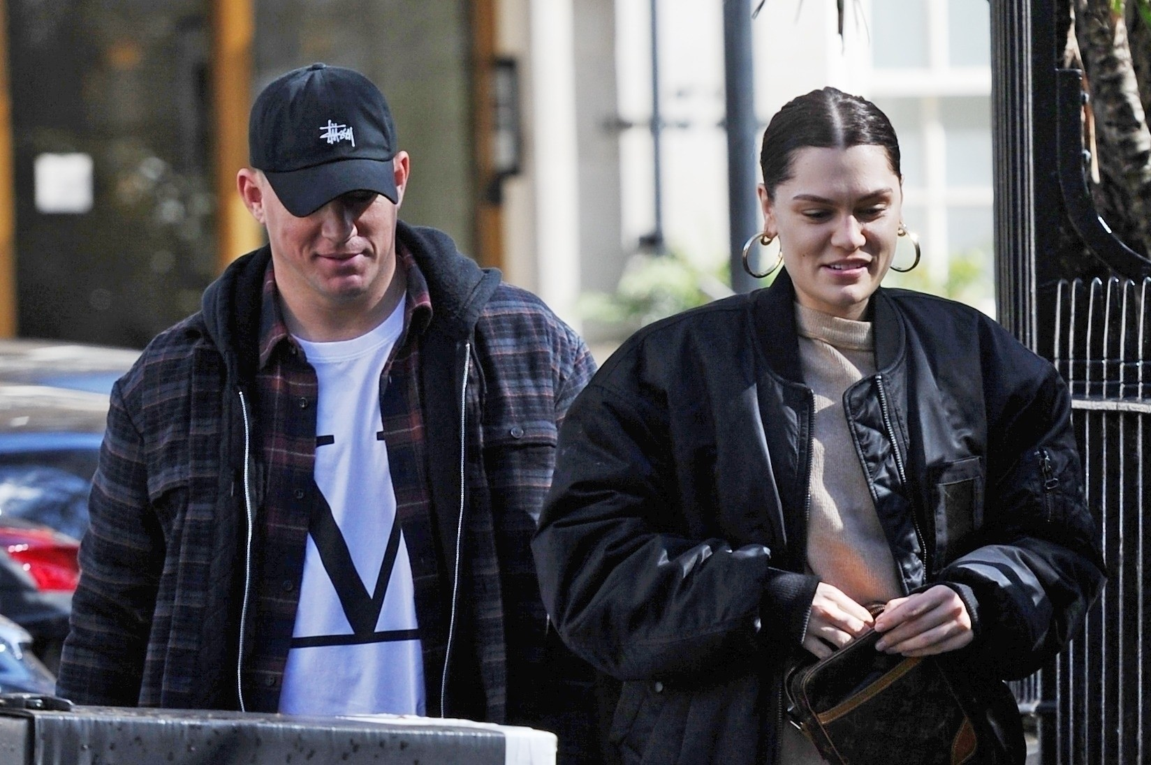 Channing Tatum and Jessie J reportedly back together again after near two-month split