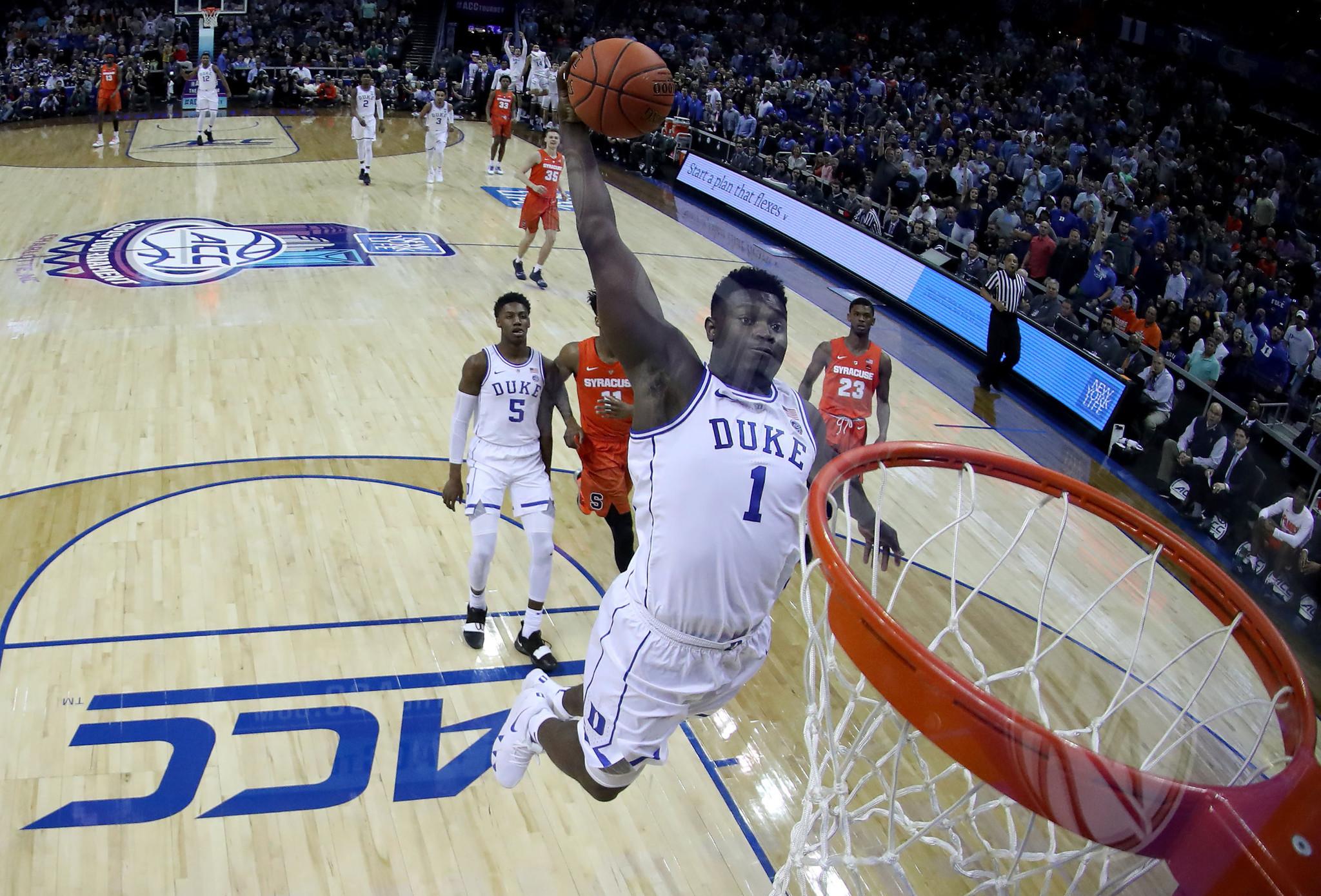 Flipboard: Photos: Syracuse Basketball Vs. Duke (2019 ACC