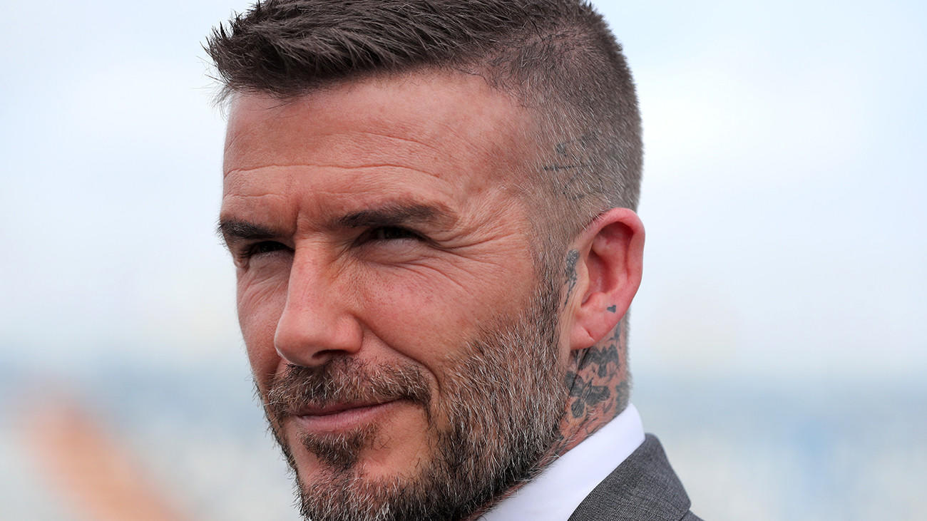 David Beckham S Miami Soccer Team To Play First Two