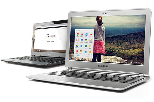 Google developing touch-screen Chrome OS laptops, report says - LA Times