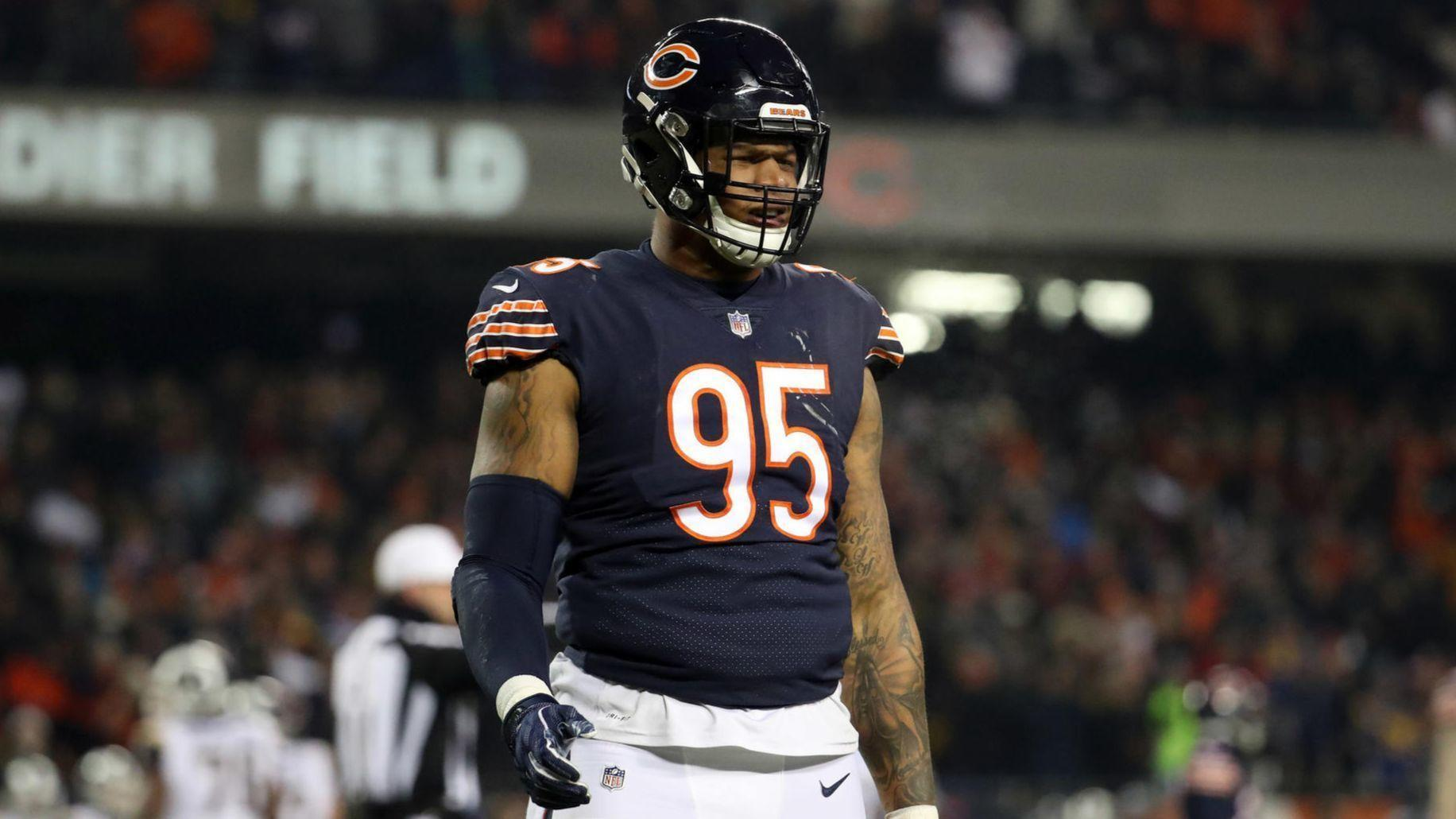 pretty nice 66e85 ef489 Bears free agency tracker: Special teamer Marvin Hall signs ...