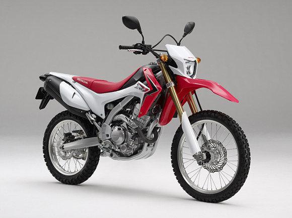 First Times Ride Honda Crf250l Dual Sport Does It Right La Times