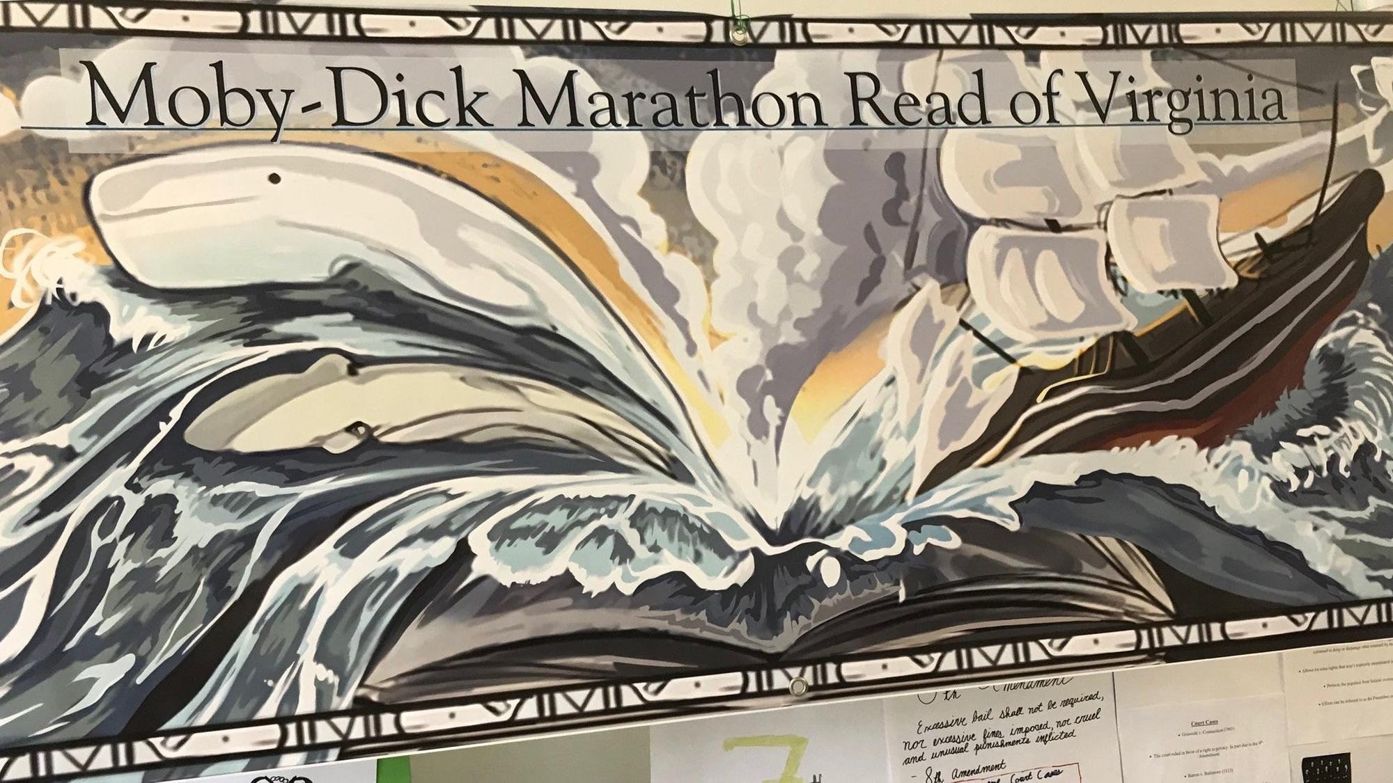 Moby dick anniversary