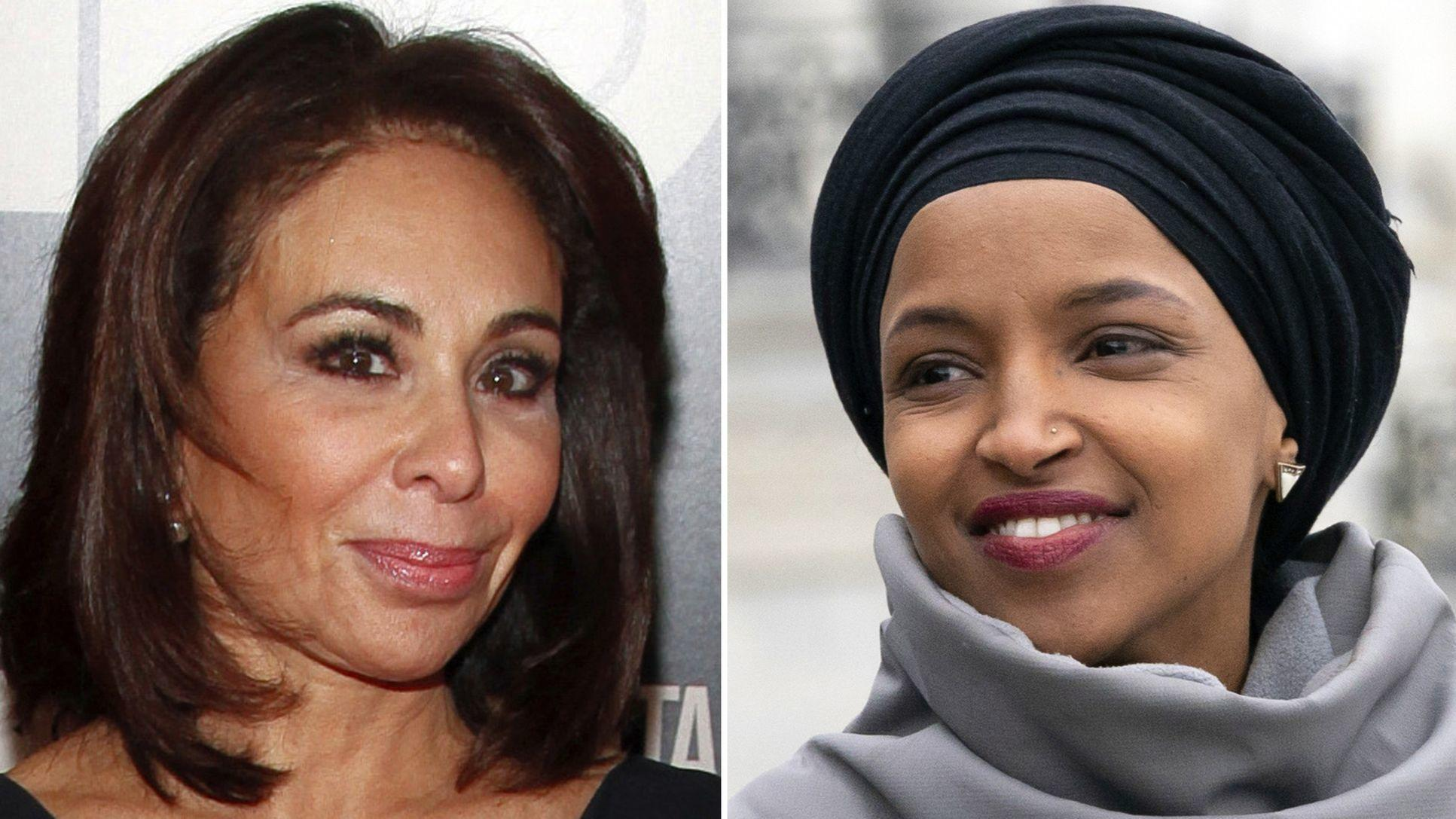 Fox News pulls Jeanine Pirro's program after hijab remarks