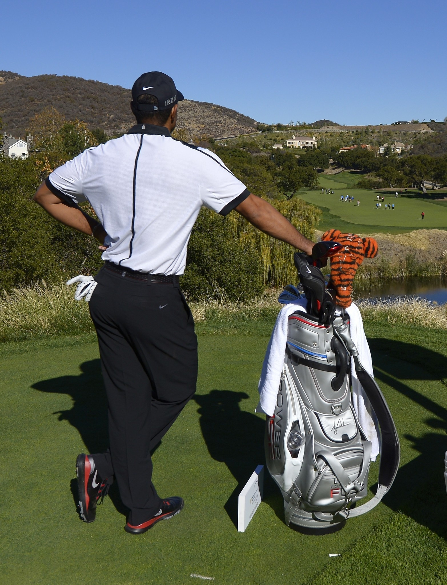 Tiger Woods Set For Sherwood Farewell Tee Party La Times