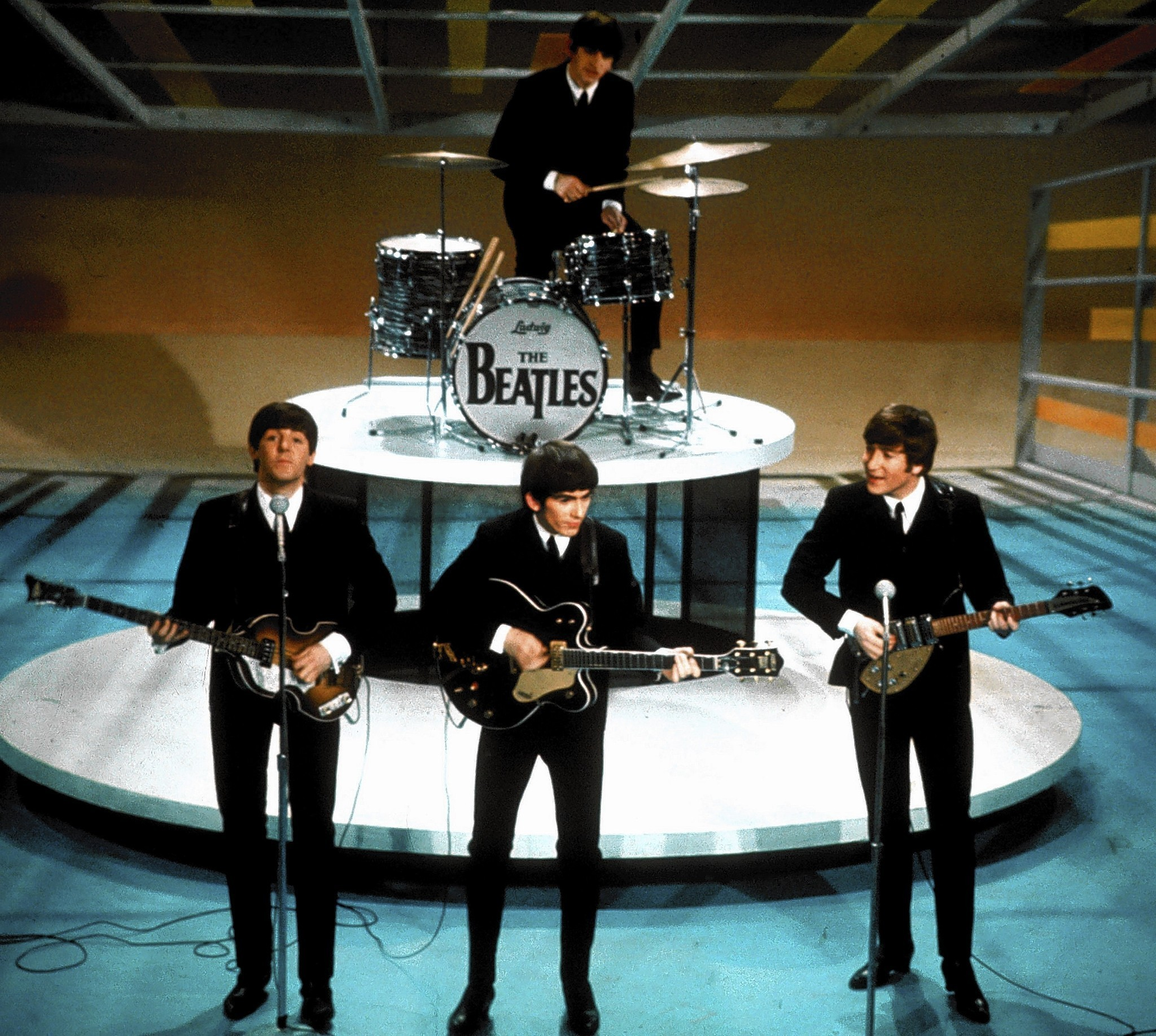 beatles' road to rock history started before 'ed sullivan show' - la times
