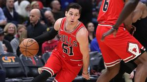 09157a1a412 Bulls guard Ryan Arcidiacono hustles his way into belonging in the NBA:  'Whatever the team needs, they're going to get it from me' - Chicago Tribune
