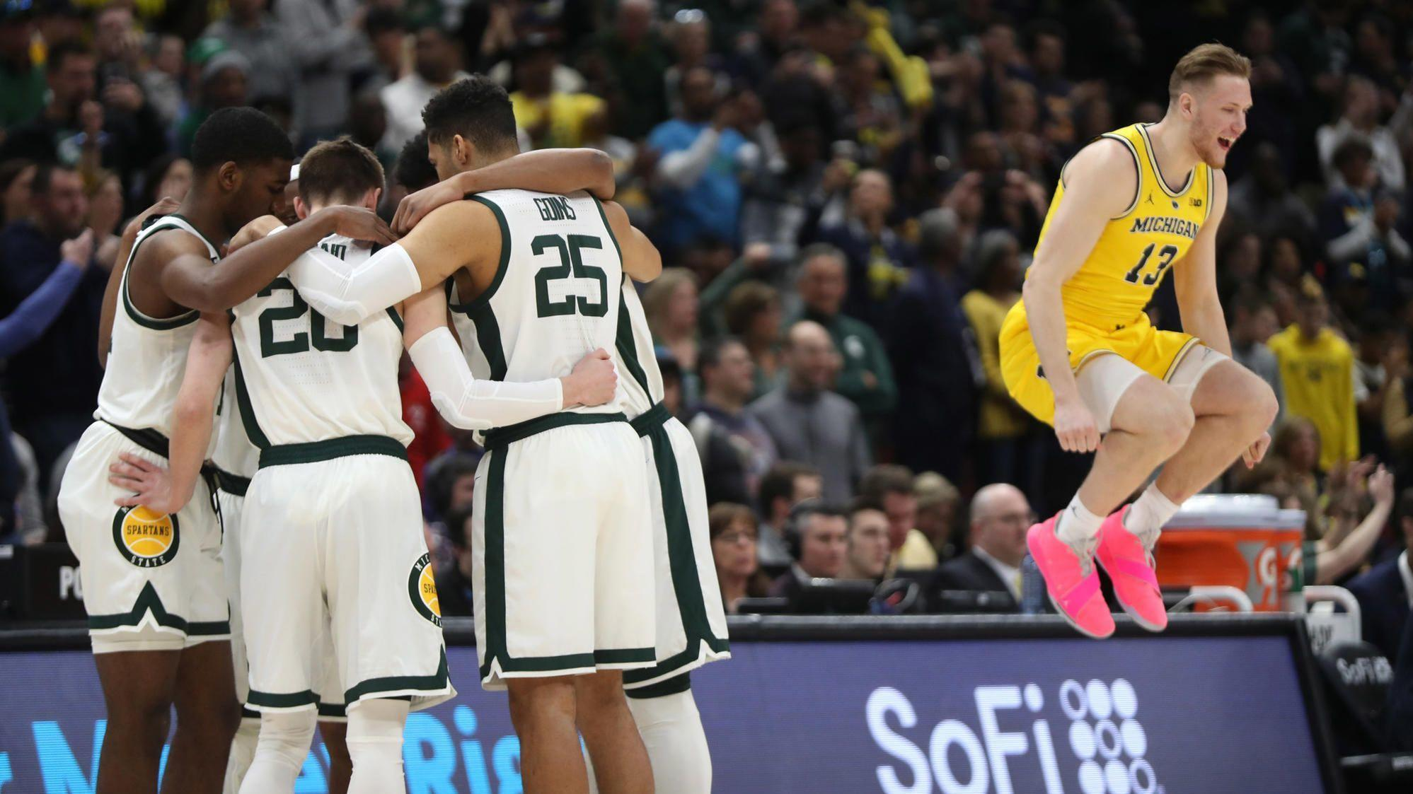 Selection Sunday storylines: Michigan State gets a brutal draw in Duke's region, while the committee finally gives midmajors a little respect