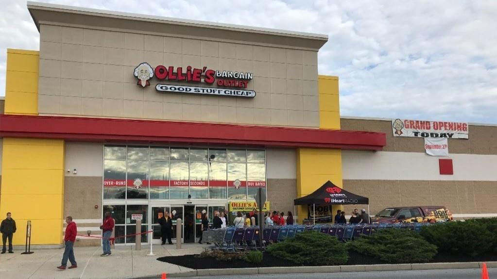 Ollie's Bargain Outlet to open March 20 in Towson