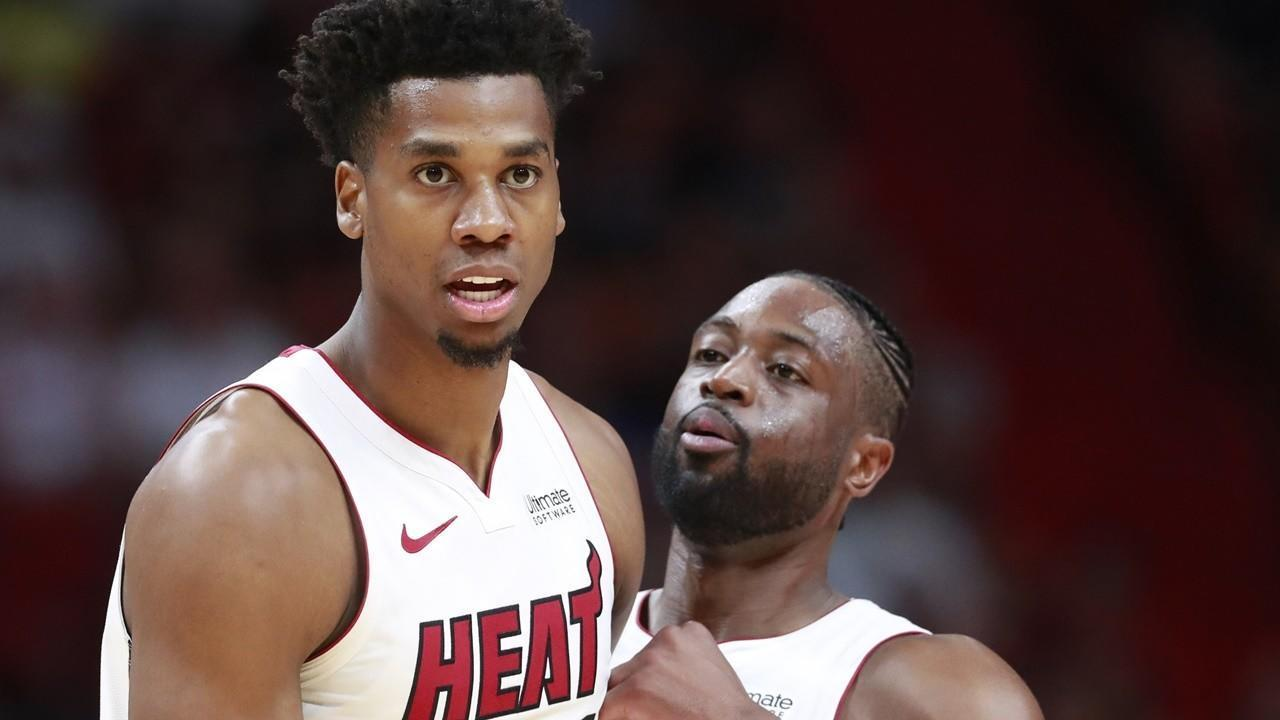 ASK IRA: Has Hassan Whiteside been reduced to riding the playing-time wave?