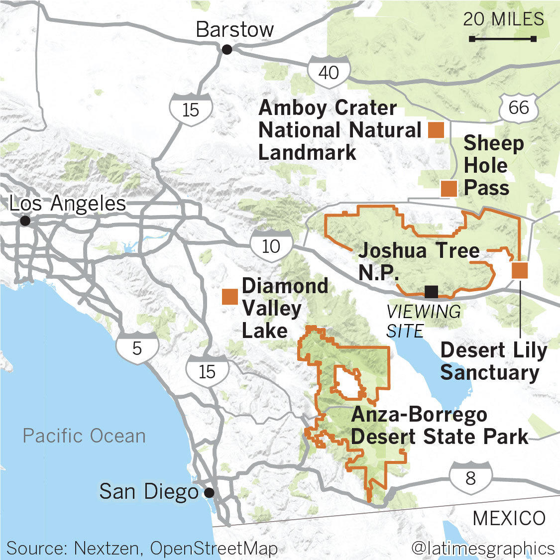 Yes, you still have time to see the super bloom — if you ... Mojave Desert Us Map Label on mojave nevada map, mojave trail map, mojave road map, mojave land map, mojave dessert map, mojave rattlesnake,