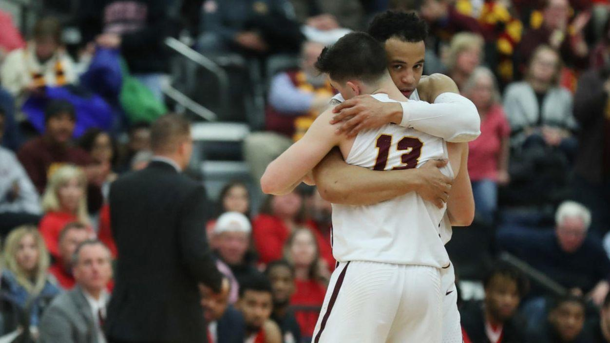 6be52c4ef907 Loyola s season ends with a 70-61 loss at Creighton in the first round of  the NIT - Chicago Tribune