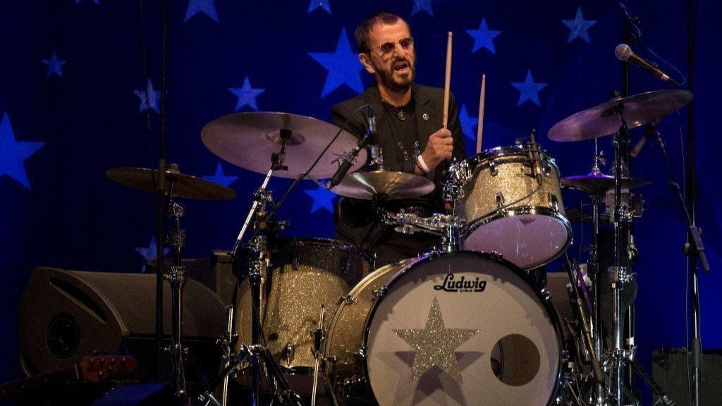 Ringo Starr, 49 years into post-Beatles' solo career, set for Harrah's gig, then Woodstock