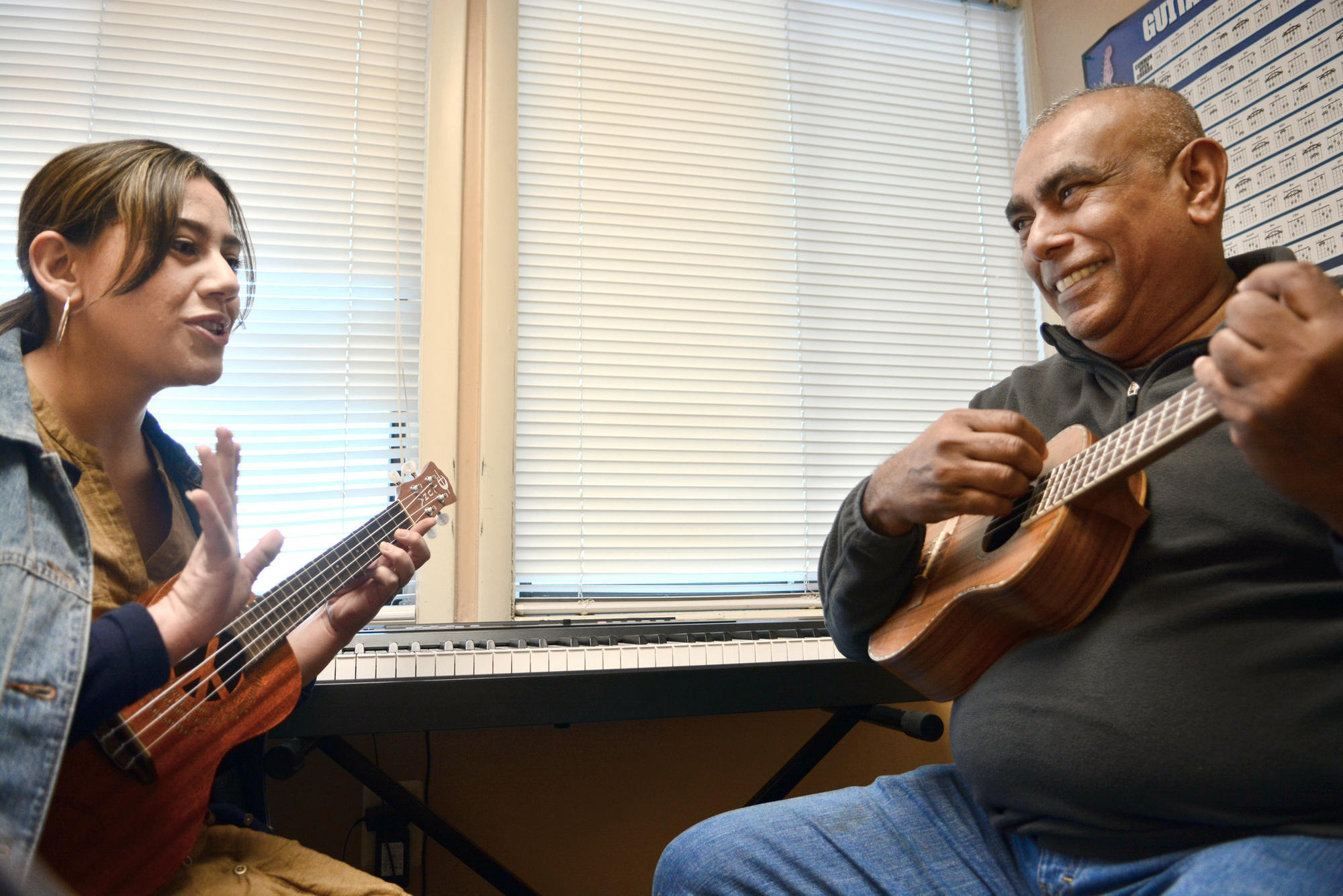 Warrior Music Foundation offers free life-altering music lessons for veterans