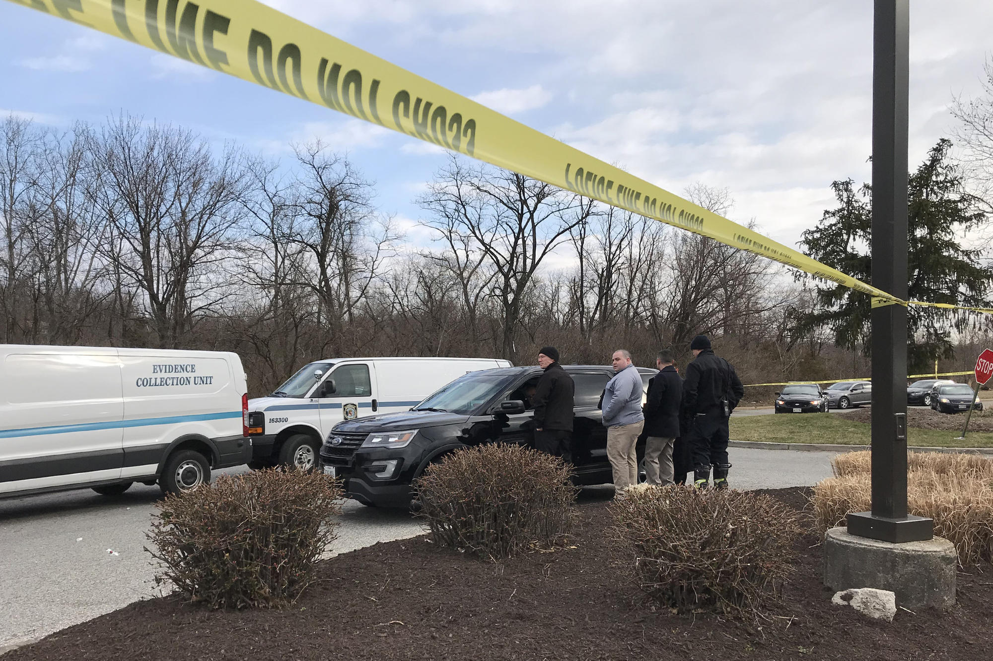 Police: Man charged in Glen Burnie homicide left his name and address at crime scene
