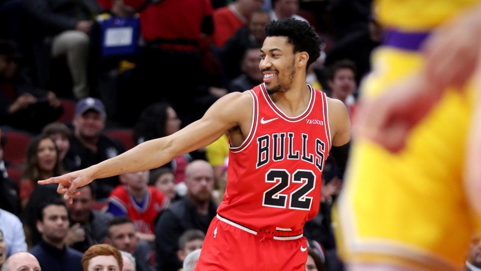 Otto Porter Jr. vows to return from right shoulder injury despite Bulls' lost season