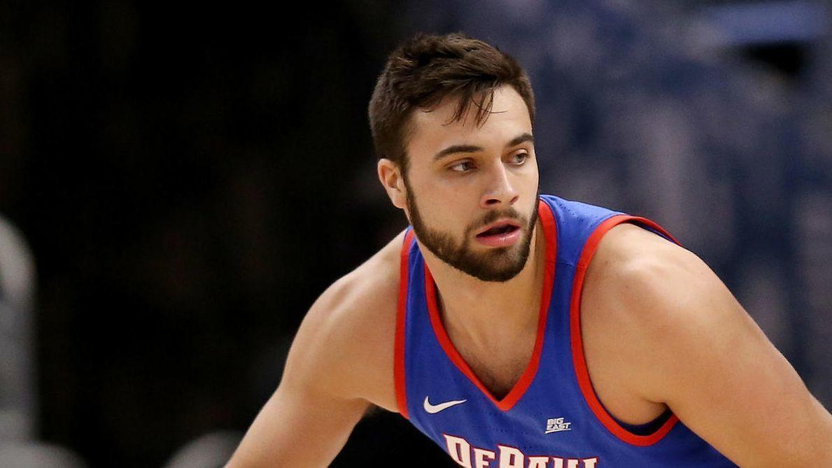 Max Strus' 33 points help DePaul beat Central Michigan in first round of CBI