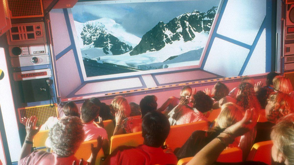 Wild Arctic's aging flight simulator at SeaWorld will be replaced with new ride