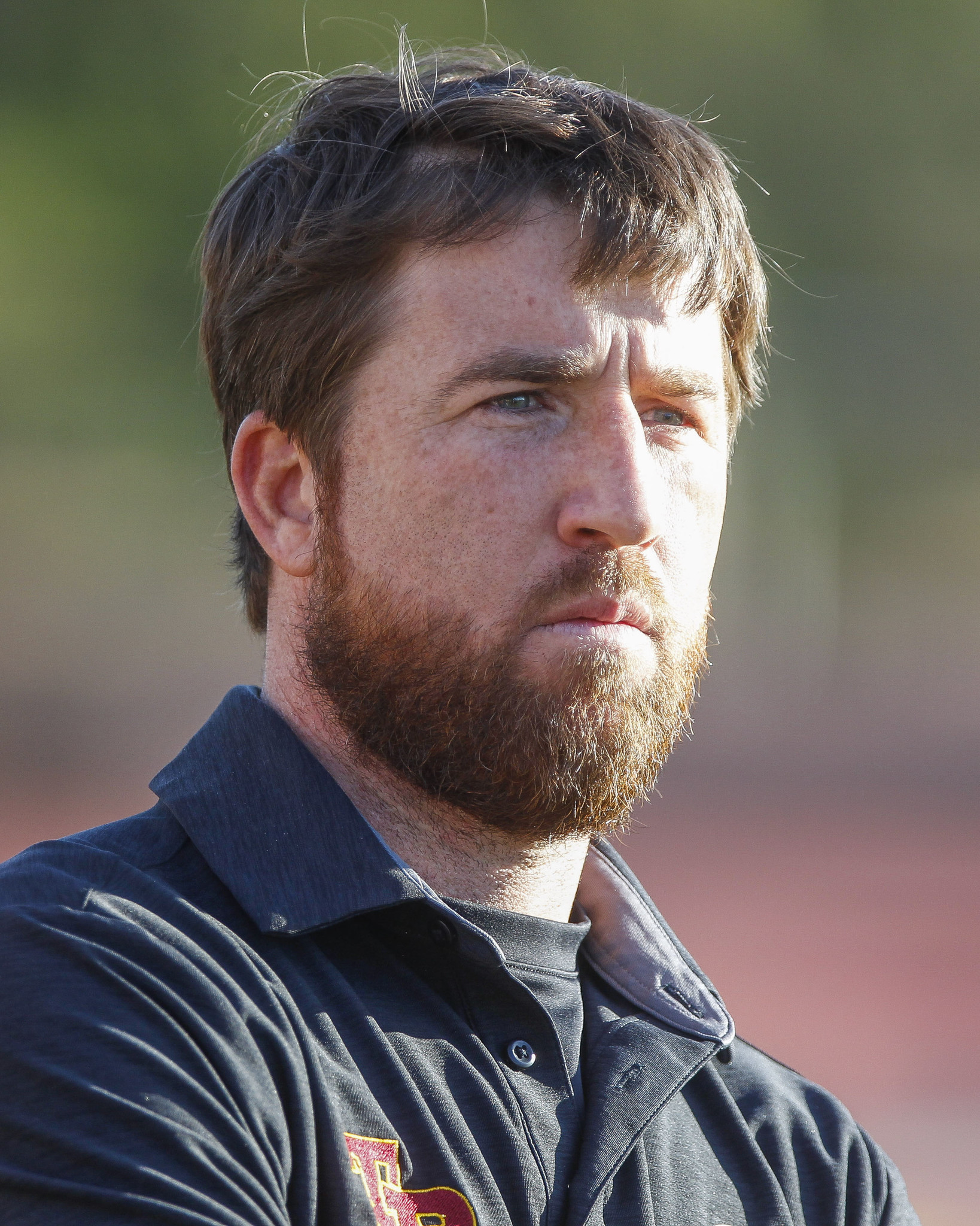 Jono Zissi is in his ninth season as Falcons coach.
