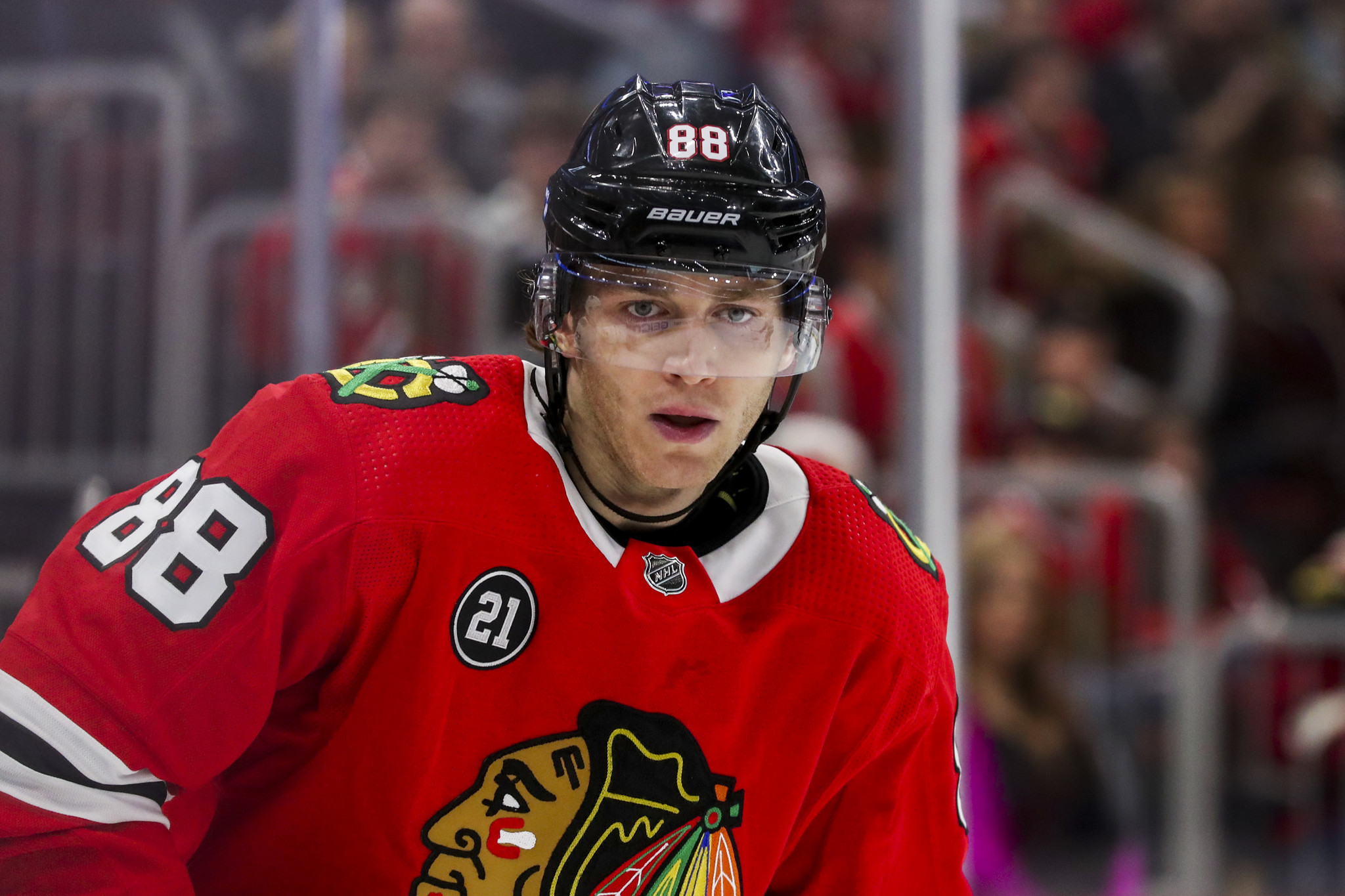 401959aed44 Blackhawks Q&A: Is Patrick Kane skating at top speed? What other ex-players  should get One More Shift? - Chicago Tribune
