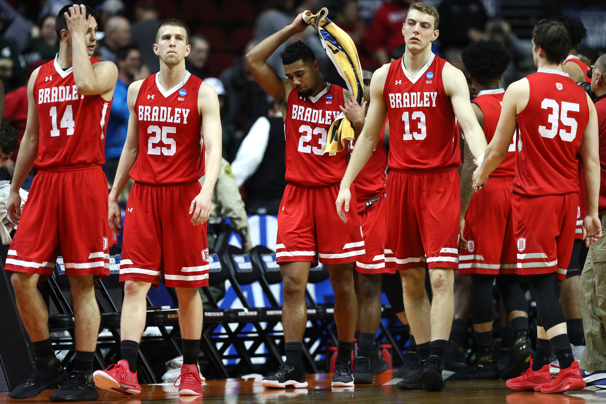 72ffe6976788 Day 1 of the NCAA Tournament  Purdue rolls past Old Dominion to cap Big  Ten s 5-0 day - Chicago Tribune