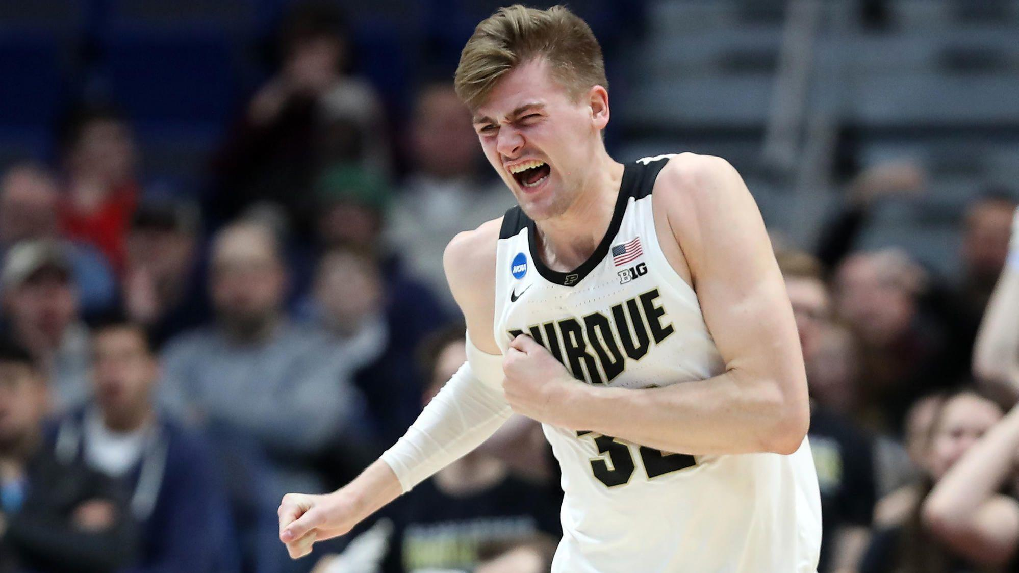 80dd7265eaf0 Day 1 of the NCAA Tournament  Purdue rolls past Old Dominion to cap Big  Ten s 5-0 day