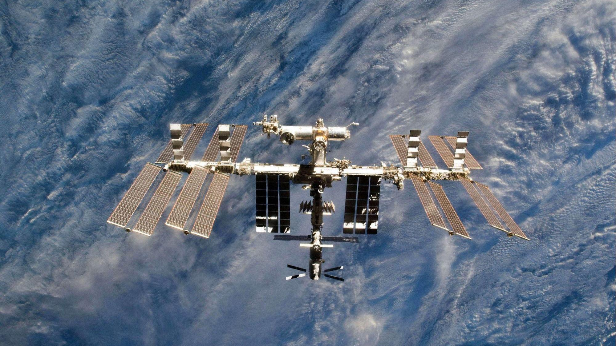Watch the International Space Station fly over Baltimore Saturday evening