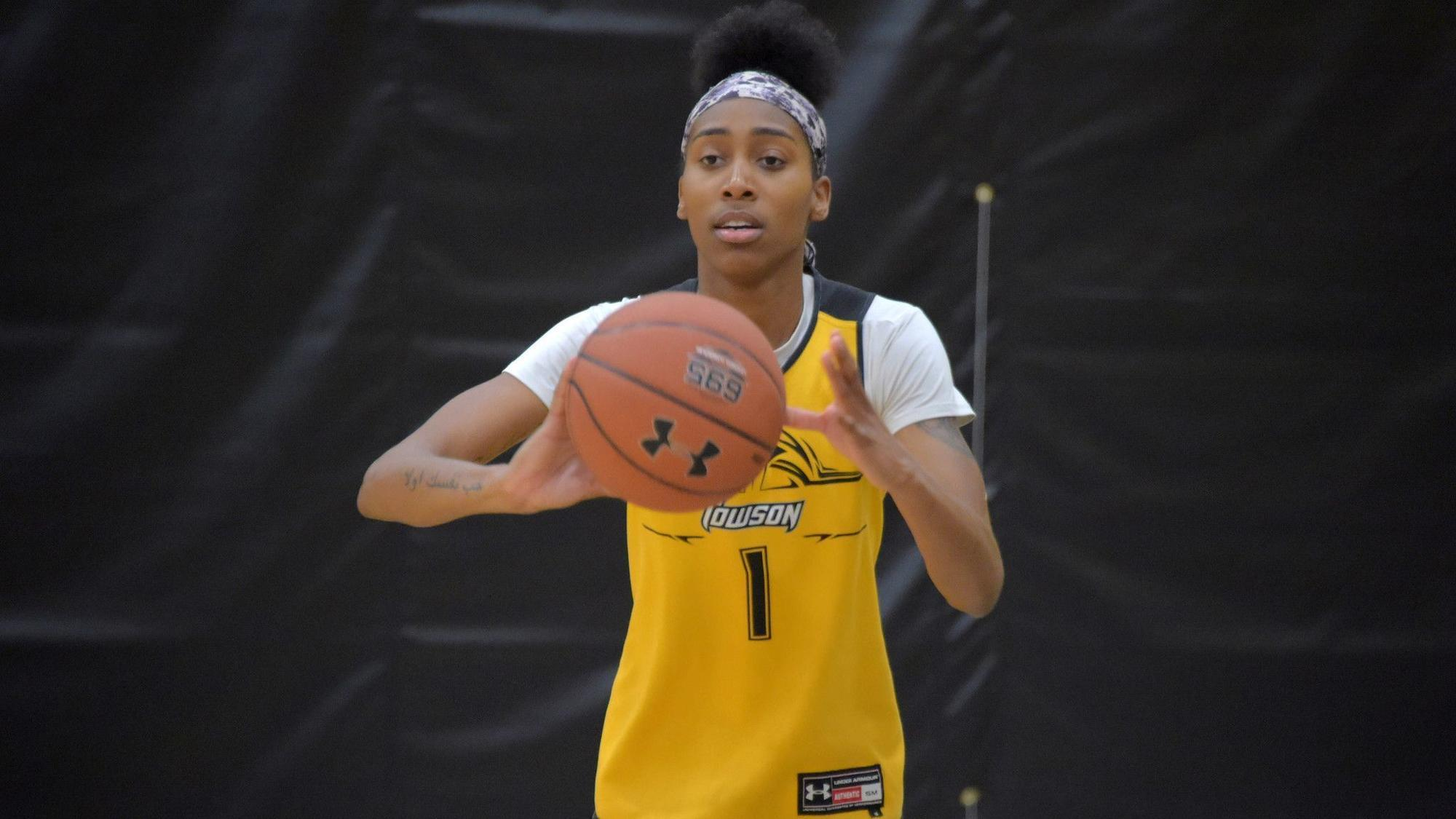 For Towson women's basketball trio, first NCAA tournament ...